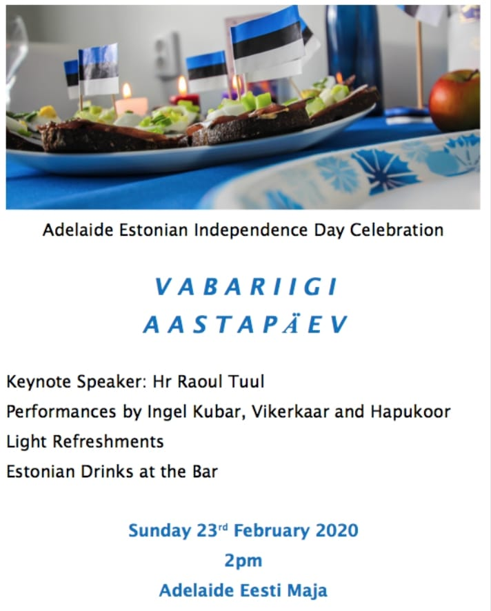 adelaide-estonian-independence-day