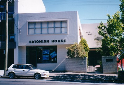estonian house sydney