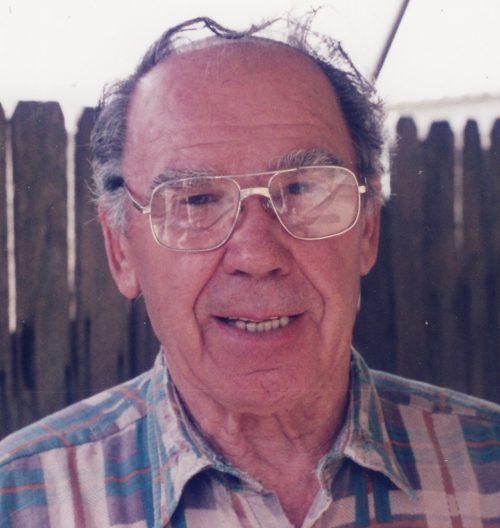 Johannes Olup portrait