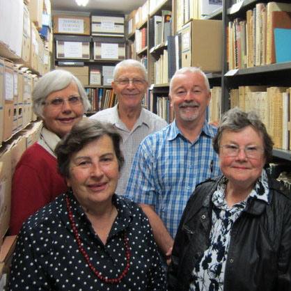 Estonian Archives Volunteers