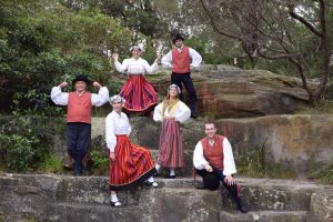 Virmalised - Sydney Estonian Folk Dancers