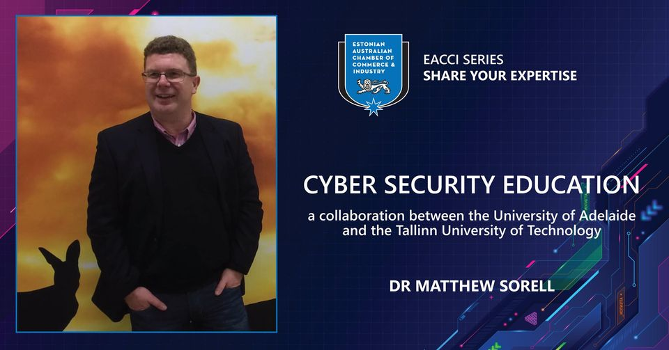 EACCI - Dr Matthew Sorrell