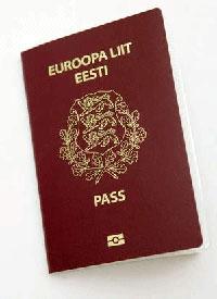 passport-estonian