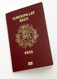 passport-estonian